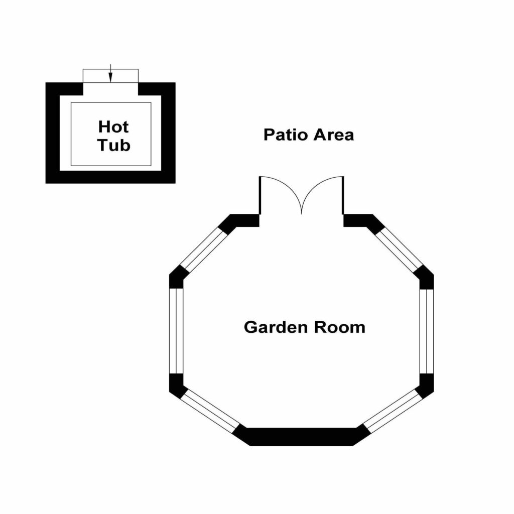 Outside Floor Plan